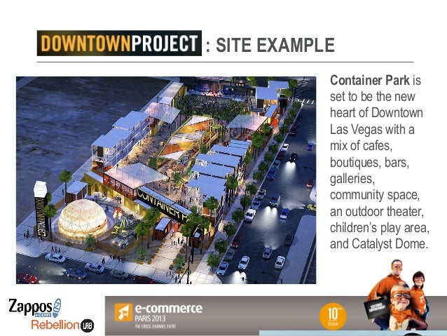 Votre Logo ici : SITE EXAMPLE Container Park is set to be the new heart of Downtown Las Vegas with a mix of cafes, boutiqu...