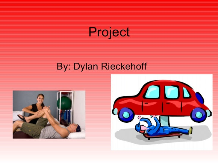 Project By: Dylan Rieckehoff