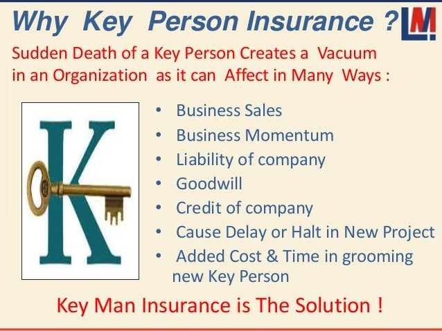 Key man policy ipo