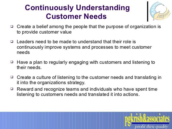 how to build a continuous improvement culture