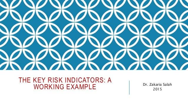 Key risk indicators, scorecard, and template | bsc designer.