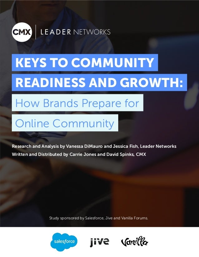 1 Research and Analysis by Vanessa DiMauro and Jessica Fish, Leader Networks Written and Distributed by Carrie Jones and D...