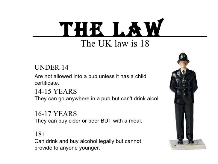 What Is The Age To Legally Drink Alcohol In Spain