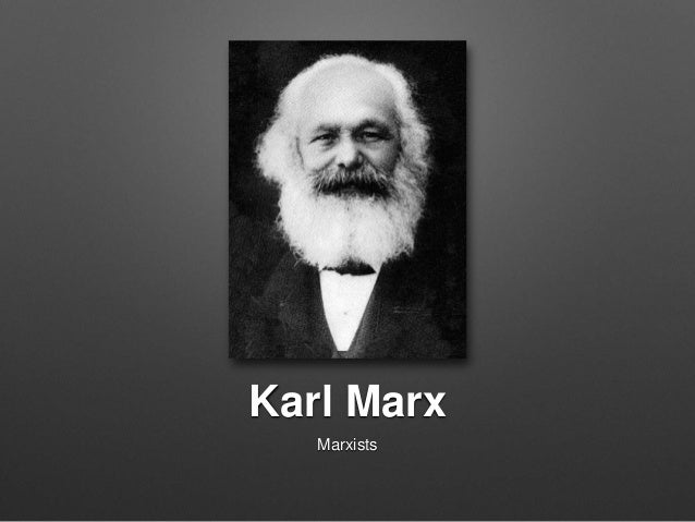 karl marx and marxism On karl marx's 200th claims that there's anything 'marxist' about the prime minister's plan for a cap on energy bills are a sign we are living in.