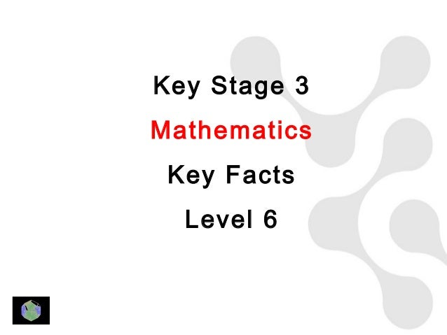 Key stage 3_mathematics_level_6_revision_