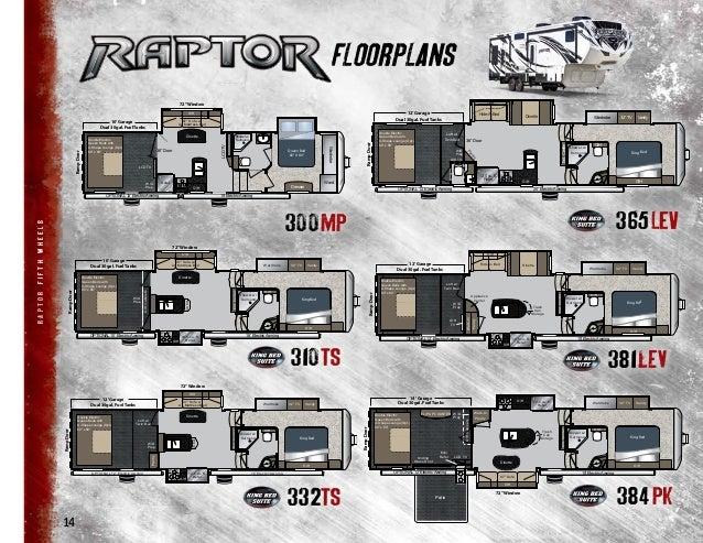 Keystone Raptor 2013 Brochure