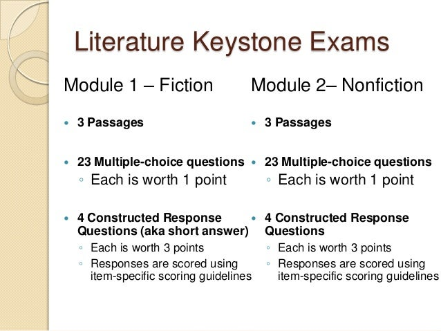 keystone exams biology answers
