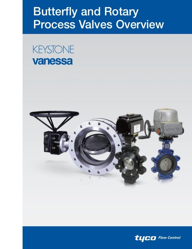 Butterfly and Rotary Process Valves Overview