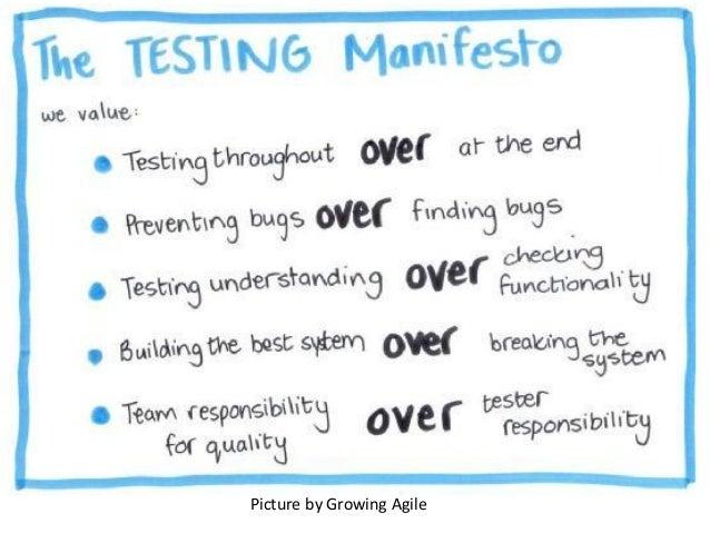 key success factors for agile testing 2016