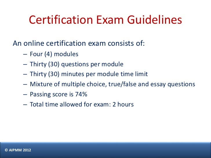 Key Tips To Prepare For An Aipmm Cpm Or Cpmm Credential H Del Cast