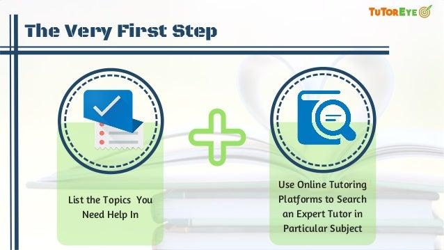 Key To Get Better Grades Online Tutoring!!! Https://www.tutoreye.com; 2.