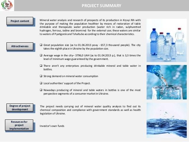 Kryvyi Rih Mineral Water