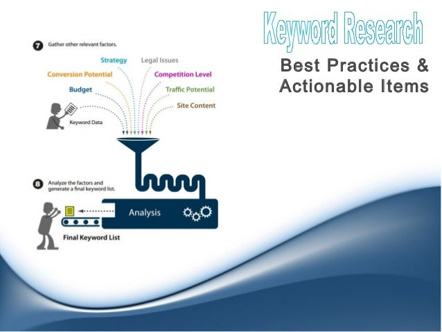 Best Practices & Actionable Items