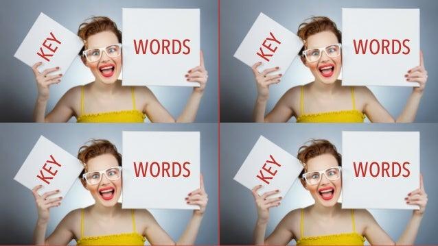 KEY WORDS KEY WORDSKEY WORDS KEY WORDS