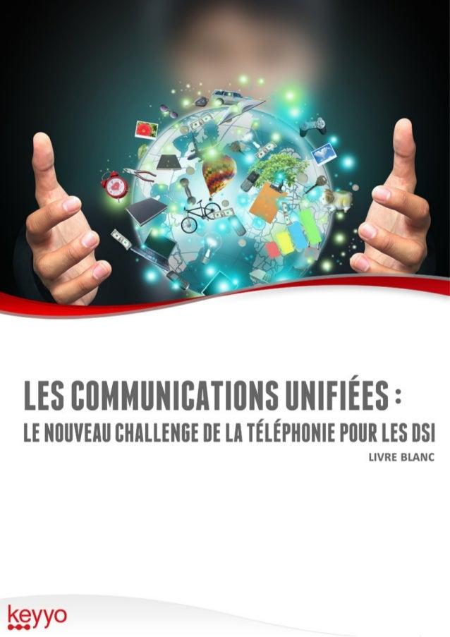 Innovation pour la téléphonie d'entreprise 2Page I/ Les grands atouts de la téléphonie moderne : A/ Le rapport qualité pri...