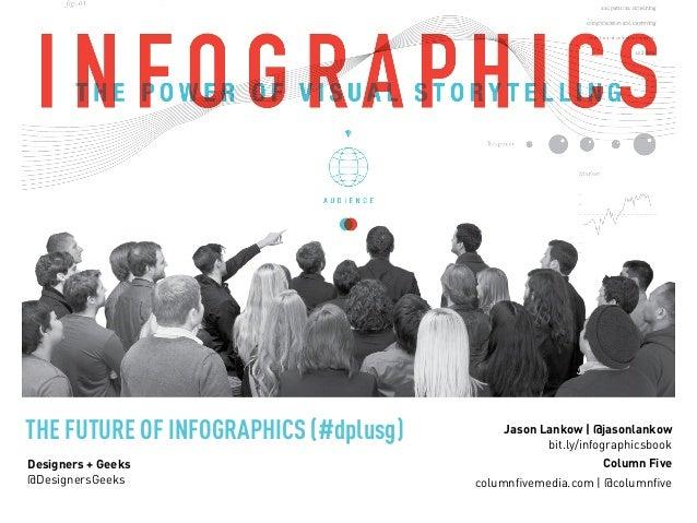 Jason Lankow | @jasonlankowbit.ly/infographicsbookColumn Fivecolumnfivemedia.com | @columnfiveDesigners + Geeks@DesignersGee...