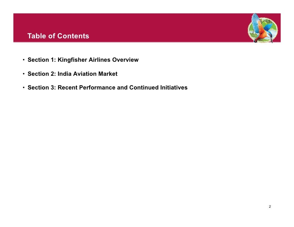 kingfisher airlines ppt Kingfisher ppt - free download as powerpoint presentation (ppt / pptx), pdf file (pdf), text file (txt) or view presentation slides online.