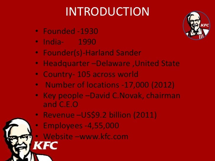 porter analysis of kfc success factors Free essays on success factors of kfc (analysis of success factors of the external assessment chapter three competitive analysis: porter's five.