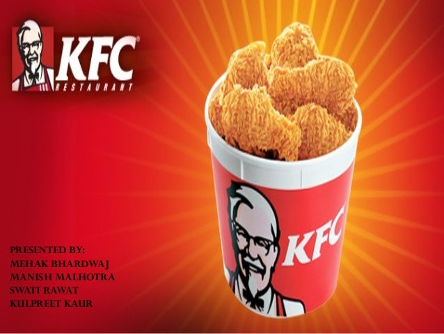 KFC : STP, BCG MATRIX, ENVIROMENT ANALYSIS, SUPPLY CHAIN,PRODUCT STRA…