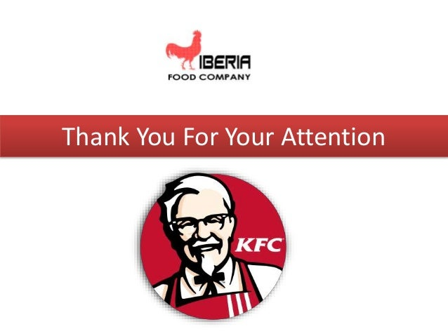 kfc supply chain Kfc has used a huge newspaper ad to apologize for its chicken  added that it is  not the only party responsible for the supply chain to kfc.
