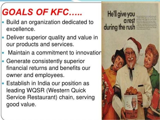 kfc strategies Kfc marketing plan  communication strategies direct marketing kfc should collect customer database through the registration of member cards for kfc.