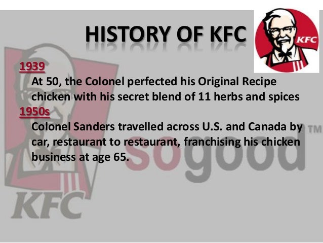 kfc ppt An easy way to divide fractions is a pneumonic device called kfc it will guide you through how to remember a fun and easy way to get the correct answer every time.