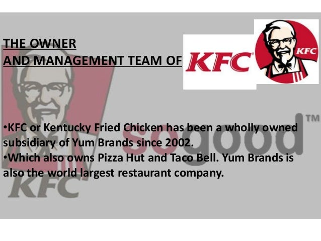 history of kfc As a kfc franchise owner, we recognize there are many franchising choices kfc offers you value and a strong brand that has proven economic stability over time.