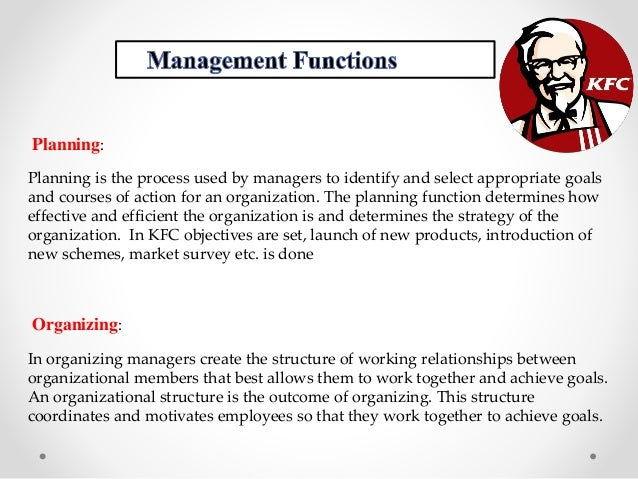 Kfc recruiting process