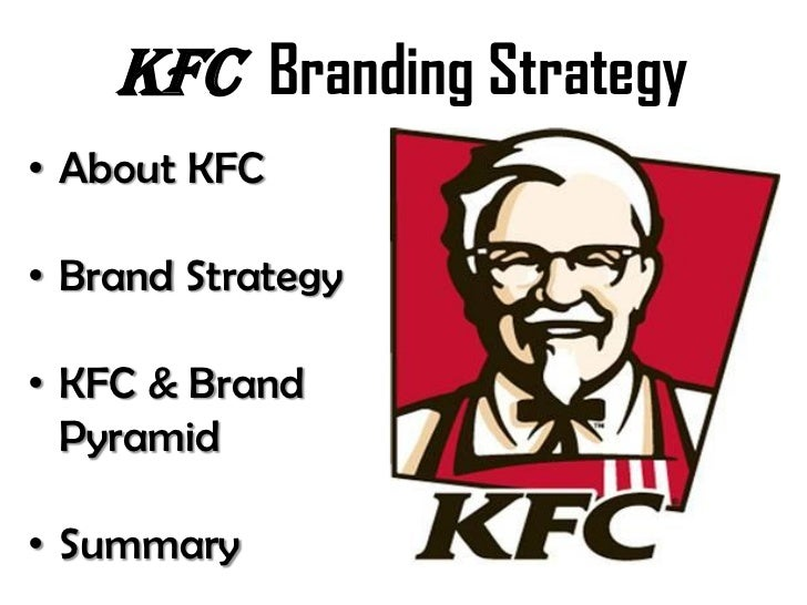 What is KFC's core value and competitive advantages?