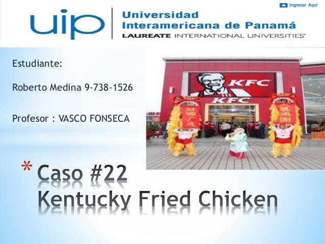 Estudiante: Roberto Medina 9-738-1526 Profesor : VASCO FONSECA *