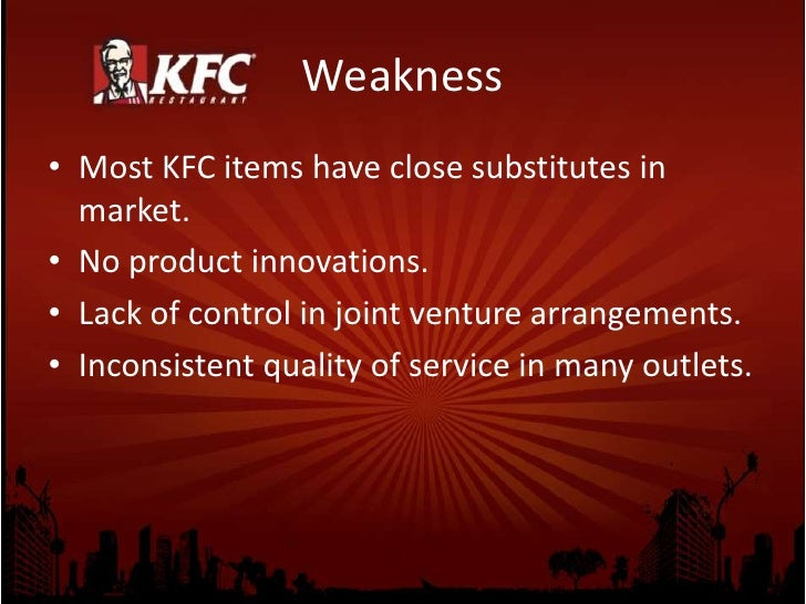"""kfc service quality """"it is very unusual to use fresh chicken — there are very specific temperatures it has to be kept within by law and kfc has quality expectations even more dhl would use technology from another european partner, quick service logistics, to deliver fresher produce to kfc branches, cut order turnround."""