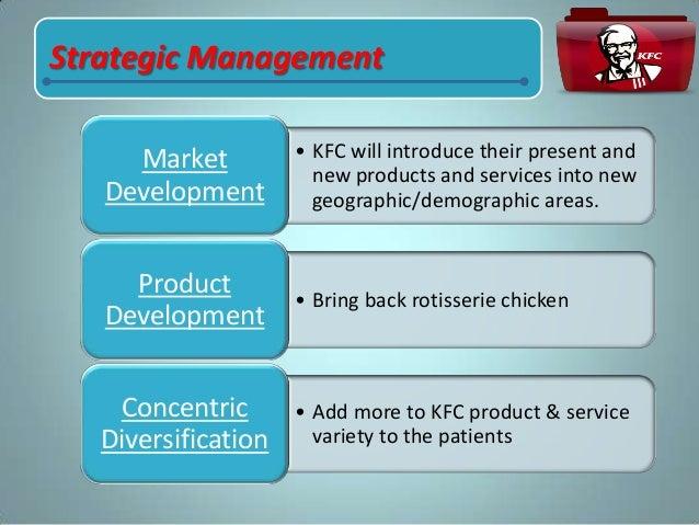 Case Study About Marketing Strategy Of KFC
