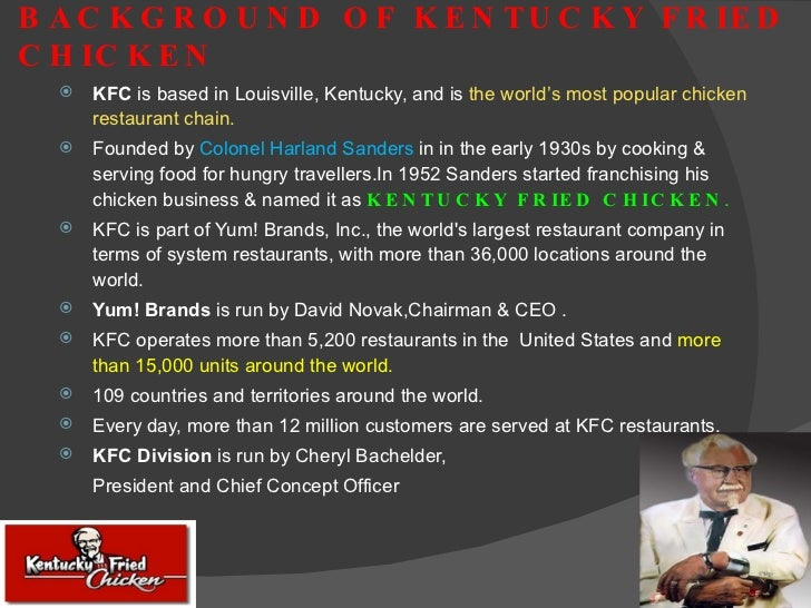 kfc ethical issue in india Ethical issues at kfc in india discuss ethical issues at kfc in india within the marketing management forums, part of the publish / upload project or download.