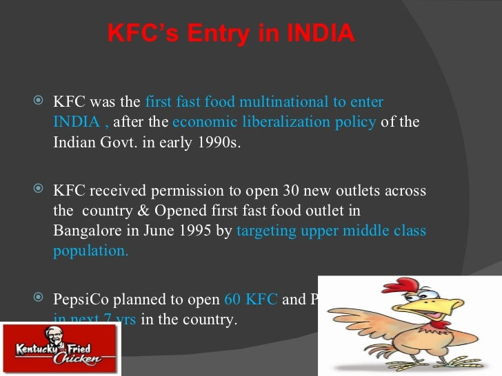 kfc ethical issue in india Kfc in india - ethical presentation on the case study of by-  of  animals ) » identify solutions for kfc's problems in india 5.