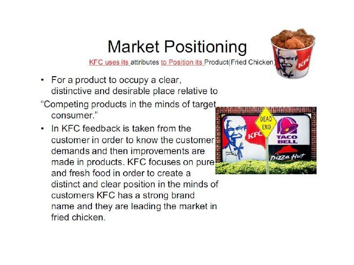 kfc presentation Leadership growth we believe everyone is a leader at yum brands, accountable for driving breakthrough performance in their piece of the business - as well as leading with smart kfc us introduces capstone for above restaurant leaders (arls.
