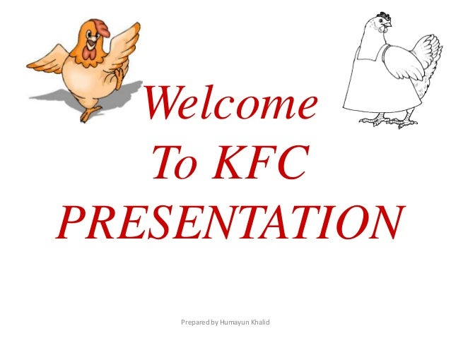 kfc ppt The free kfc powerpoint template has a red and white background with kfc logo and colonel sanders portrait that make it look amazing.