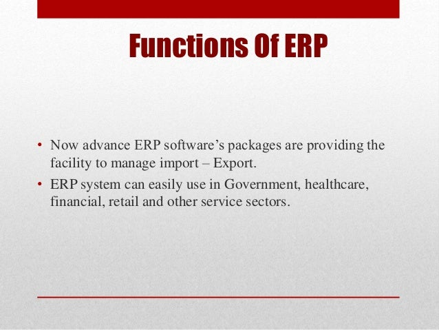 erp implementation on kfc Implementation of cloud based software for goods  kfc invites tender  (cfs), an erp solution.