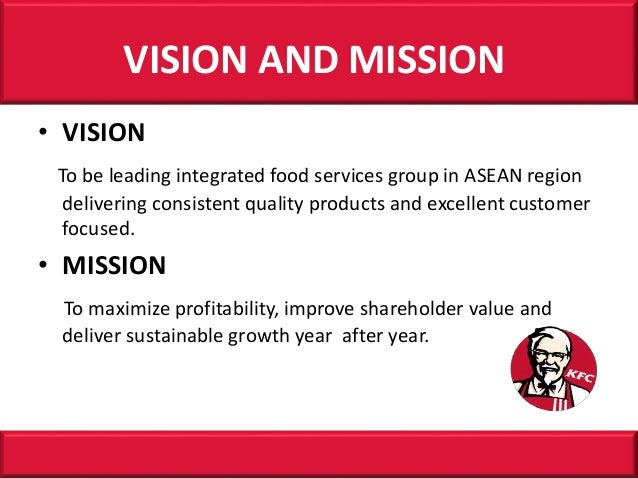 "vission kfc in cambodia Pizza hut aims to more than double thai outlets in 5 years ""my vision is to make pizza hut the most loved pizza brand in cambodia a sweet option for."