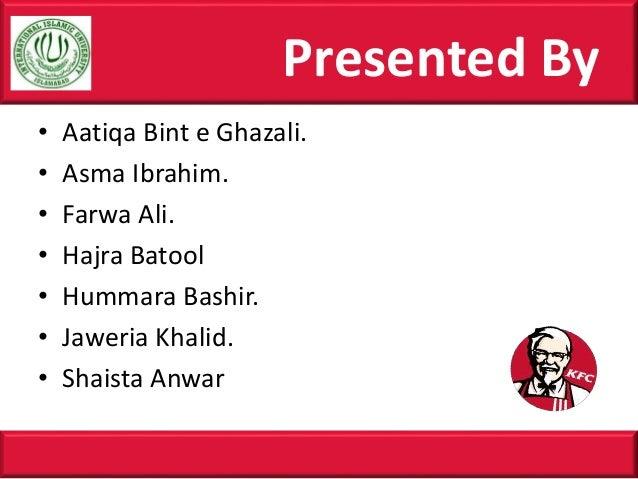 Aatiqa Bint E Ghazali O Asma Ibrahim Farwa Ali