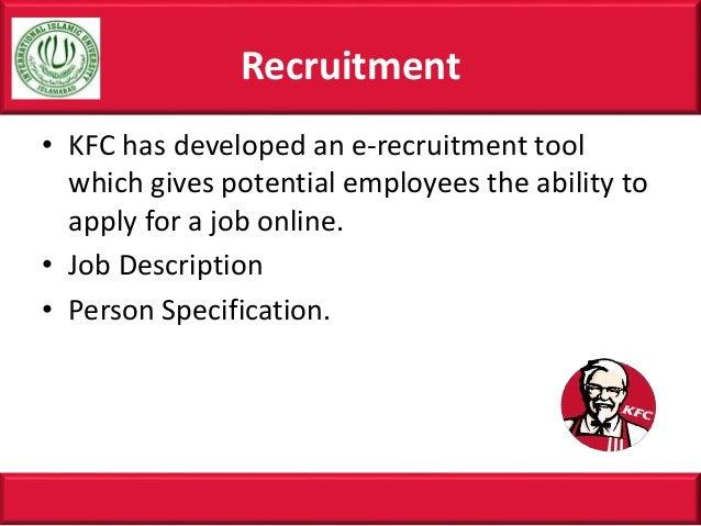 KFC Management