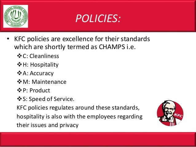 management functions of kfc Knowing the strengths and weaknesses of a functional organizational structure can help you decide if your small business should adopt this type of management hierarchy.
