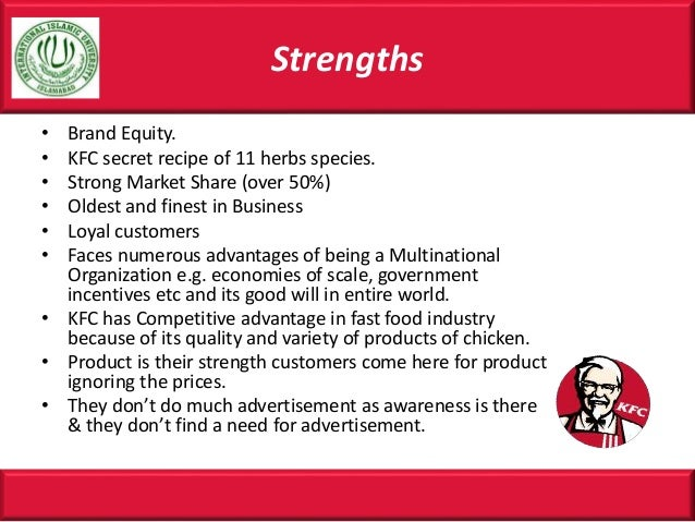 strength and weaknesses of secret recipe Almost no company put up their strength, weaknesses,  well if you can't find anything about secret recipe i suggest you make a report on another company.