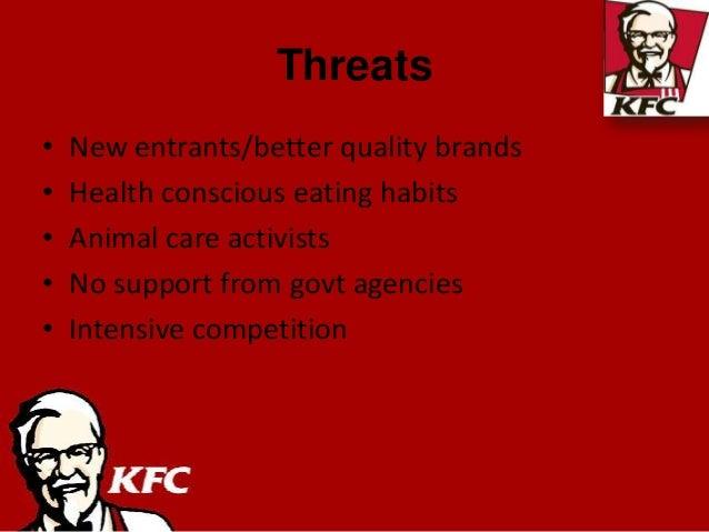 PESTEL/PEST Analysis of KFC