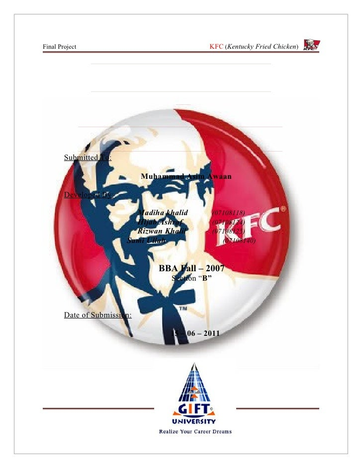 introduction to kentucky fried chicken business essay Kfc pestle analysis keyword essays and term papers available at echeatcom, the largest free essay community  fast food success and kentucky fried chicken.