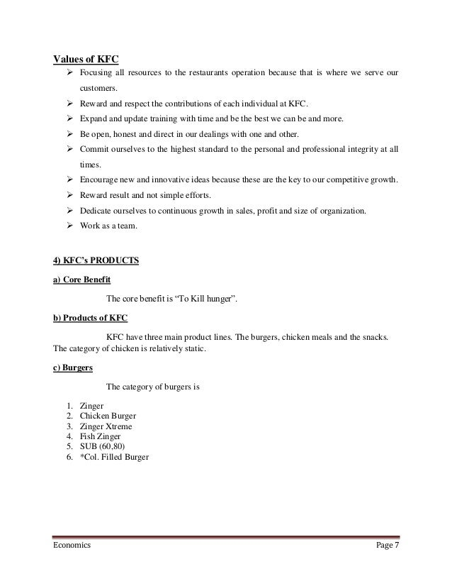 Printable Worksheets worksheets for personification : Kfc project superior university lahore