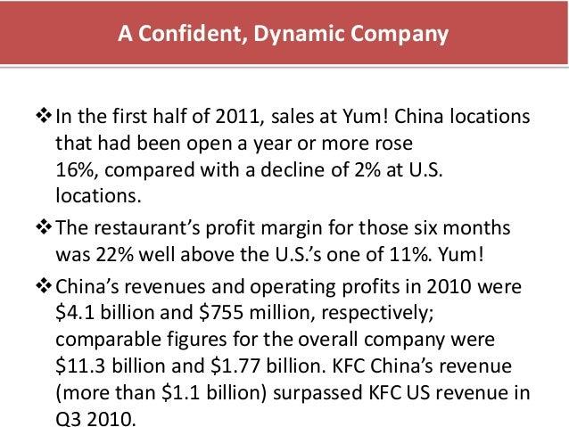 KFC's Radical Approach to China