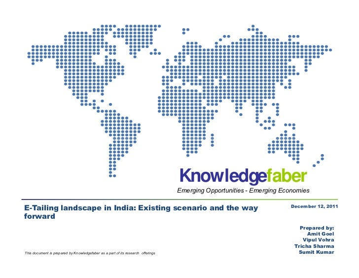 Knowledgefaber                                                                                  Emerging Opportunities - E...