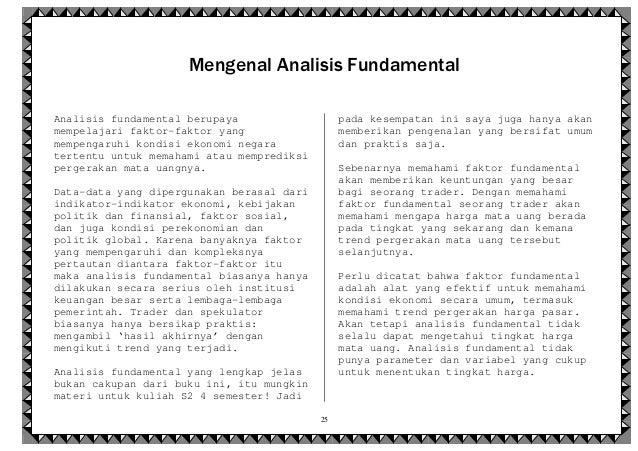 Memahami fundamental forex