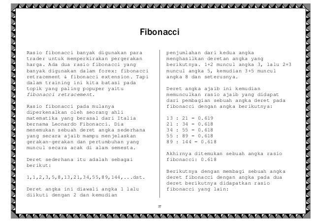 Forex fibonacci ebook