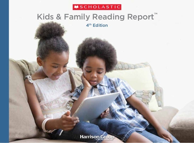 Kids & Family Reading Report™           4th Edition               a YouGov Company